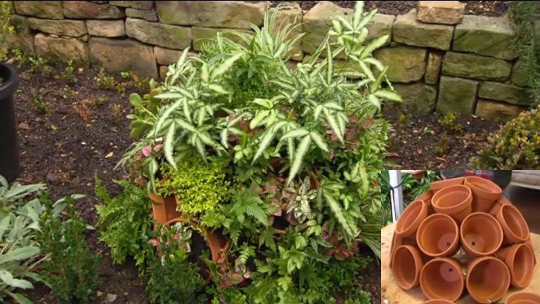 Kvetináč? Originály guľový oživí záhradu