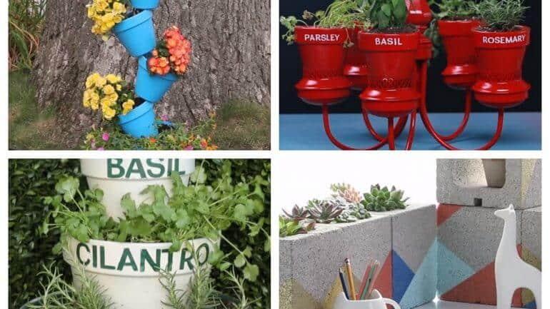 Ako získať originálne prvky do záhrady