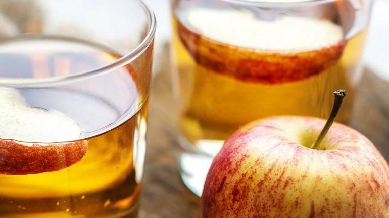 Ako sa robí jablková šťava, ktorá vám vydrží