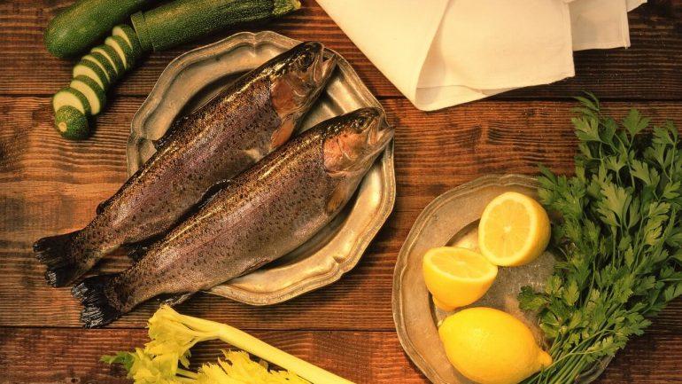 ako pripraviť rybu na Vianoce