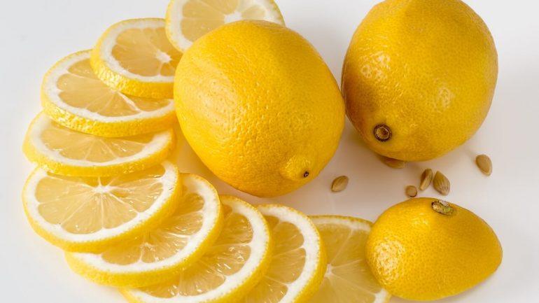 citrónový rôsol