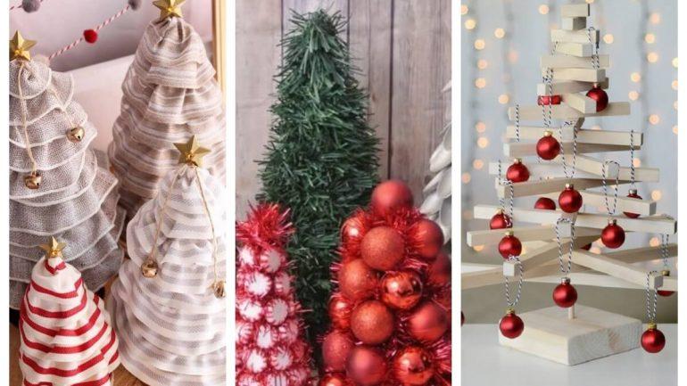 Netradičné vianočné stromčeky