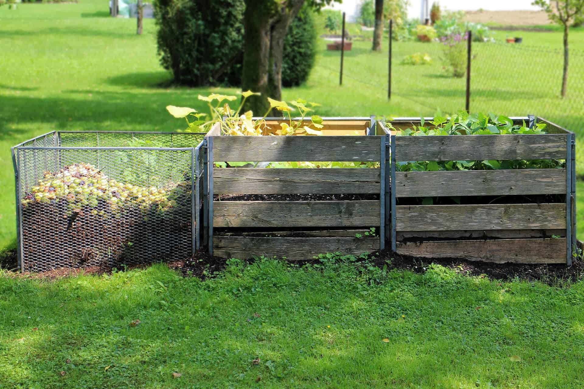 Kompost - záhradkárske tipy
