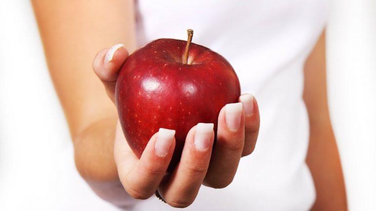 účinky jablka