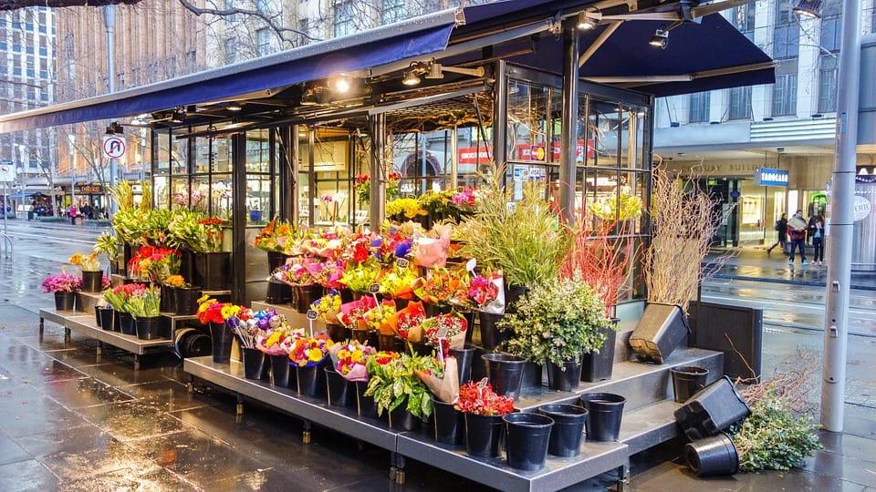 predaj kvetov