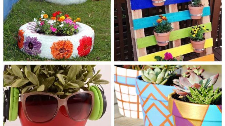 Video: Vyrobte si kvetináče od výmyslu sveta