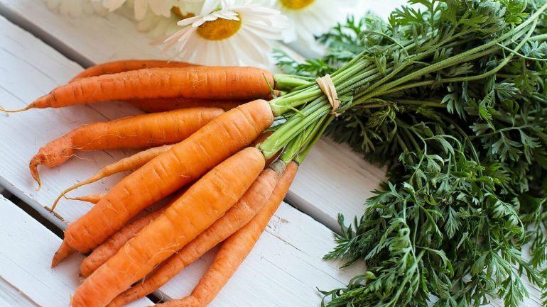 Recept na kvasenú mrkvu s cibuľou