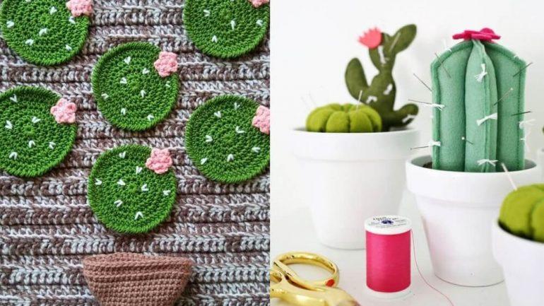 8 kreatívnych riešení pre moderné kaktusy