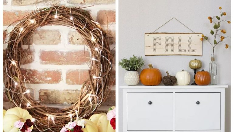 Pripravte svoj domov na jeseň vkusnou výzdobou