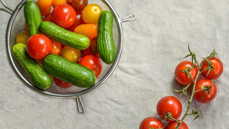 10 produktov z vašej záhrady, ktoré môžete zjesť, koľko len chcete