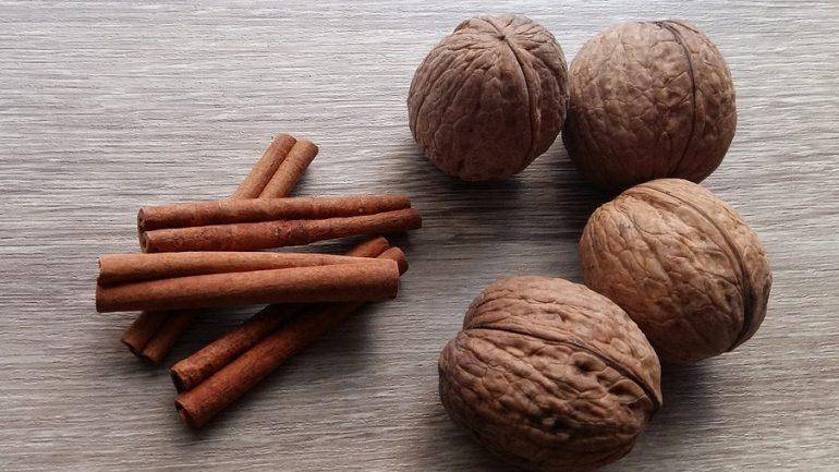 Recept na výborny orechový kompót