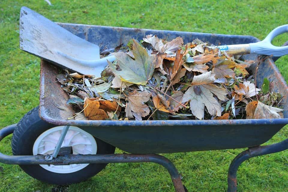 záhradný odpad