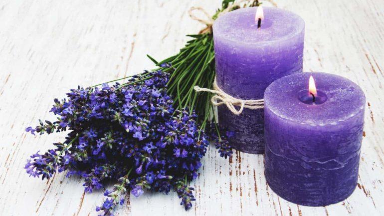 6 najlepších byliniek na výrobu vonných sviečok
