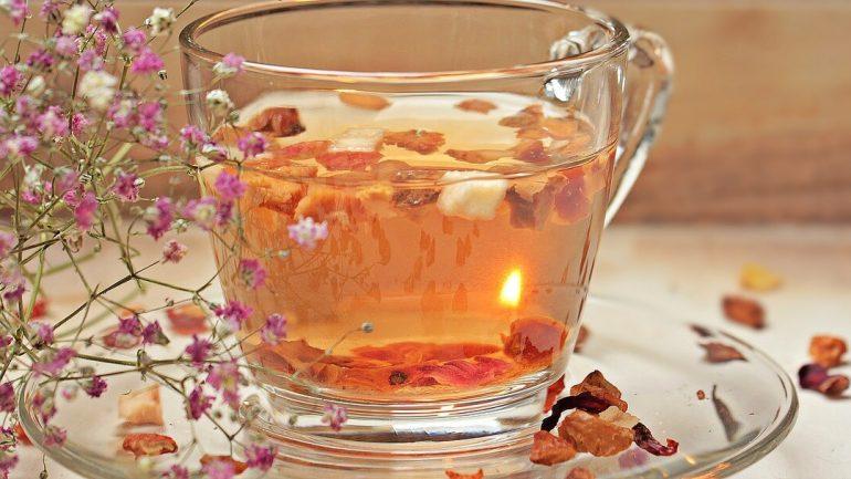 lahodný pečený čaj zo zaváranín