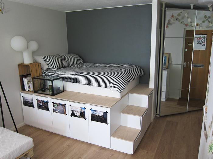 posteľ na vašej chate