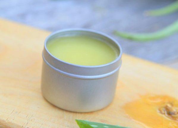 liečivá masť z aloe vera