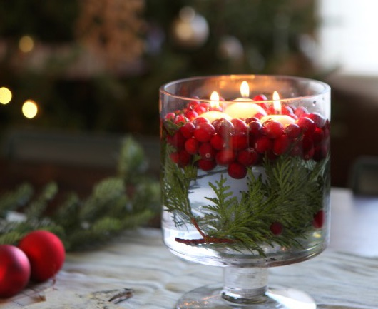 Jednoduché nápady na rustikálnu vianočnú dekoráciu