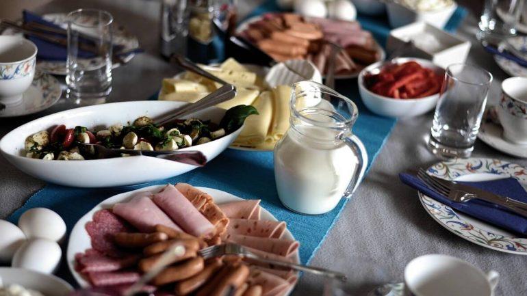 12 potravín bohatých na vápnik