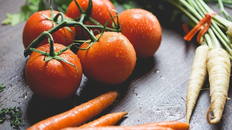 Zelenina, ktorá znižuje vysoký krvný tlak, č. II