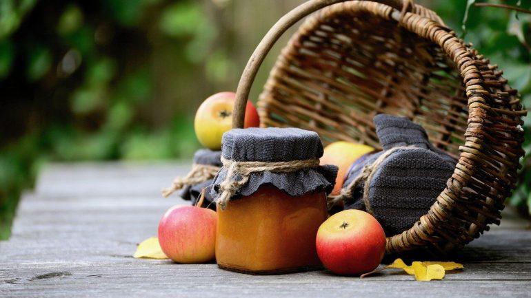 Aromatizovaný jablčný džem, tento recept vyskúšajte