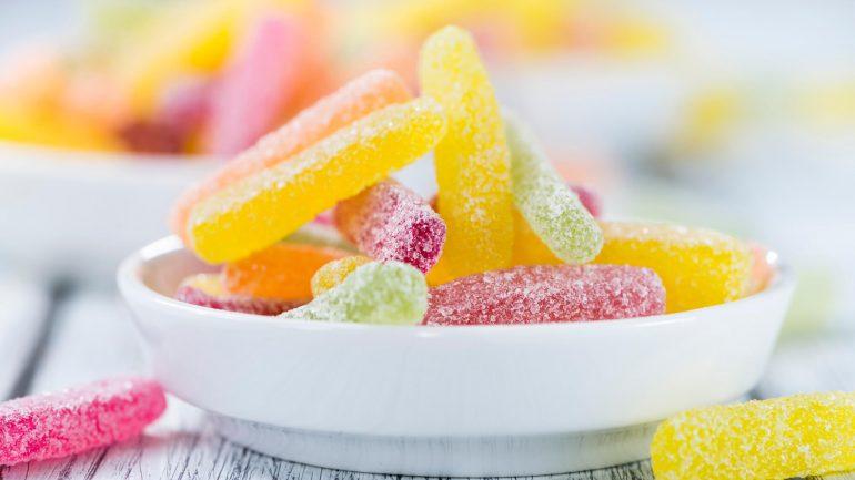 Vyrobte si kandizované ovocie podľa vášho gusta