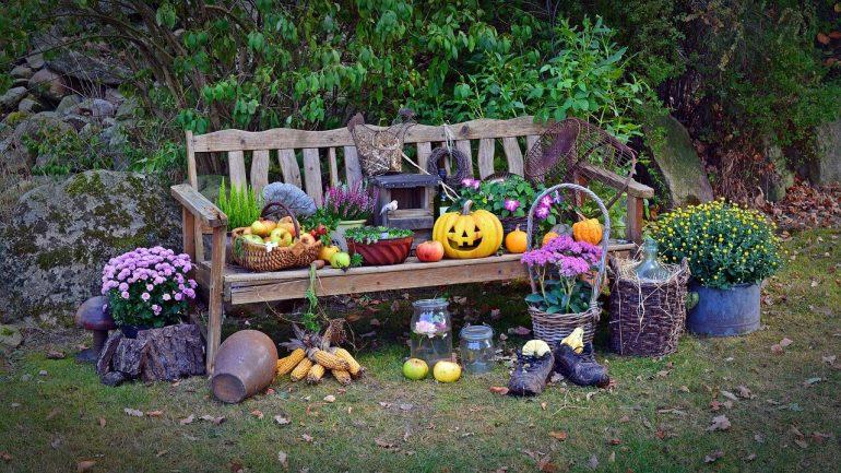 Spoznajte 5 tipov jesennej výzdoby, ktorá vás očarí