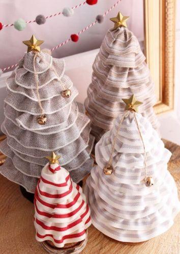 Utešené vianočné stromčeky