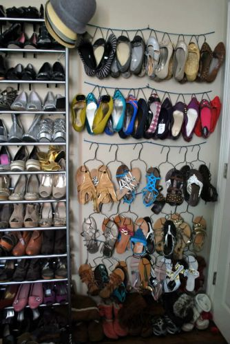 Sklad na obuv
