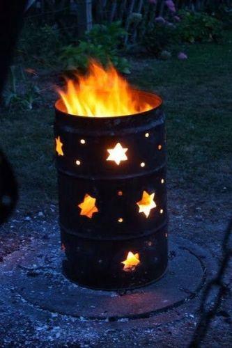 Sud na pálenie z hviezdičkami