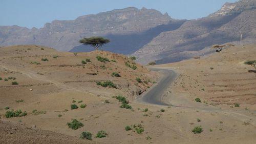 etiópska krajina, zdroj: pixabay.com