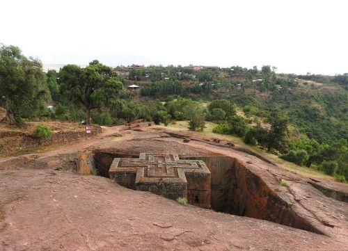 príroda v Etiópii, zdroj: pixabay.com
